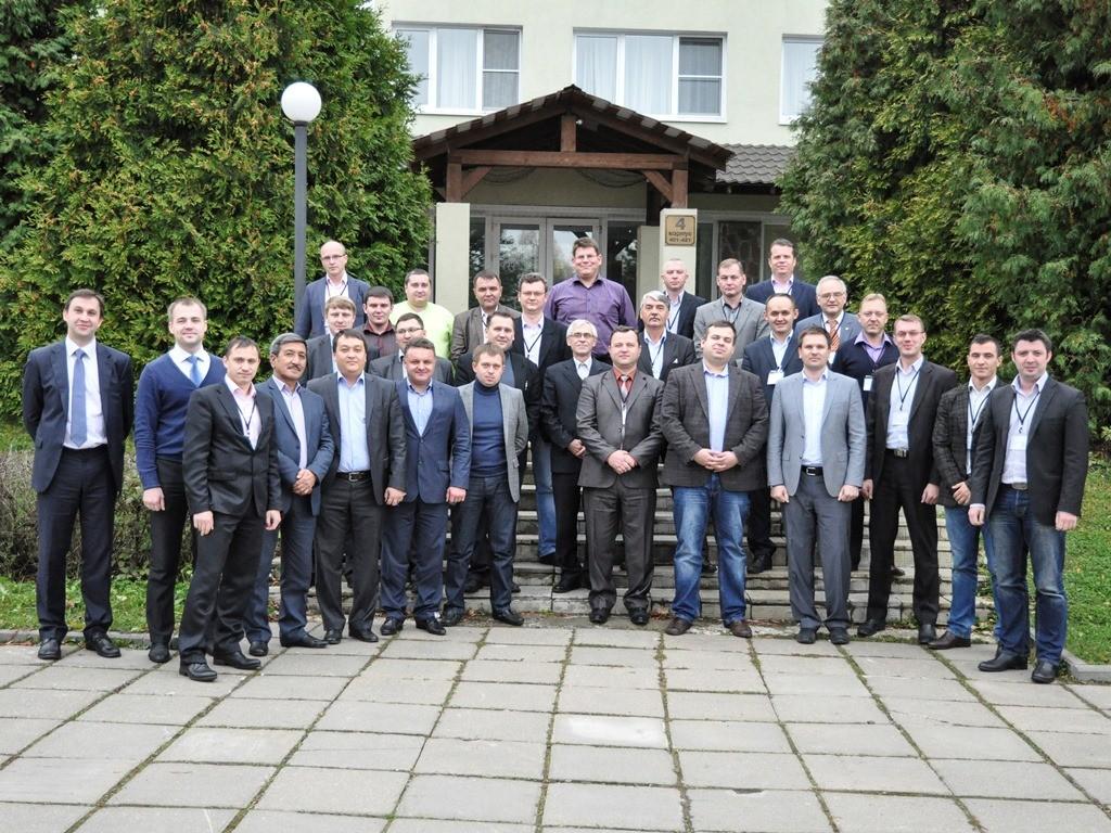 VIII профессиональная конференция Prostoev.NET «Актуальные вопросы, методологии и опыт проектов управления процессами ТОиР»