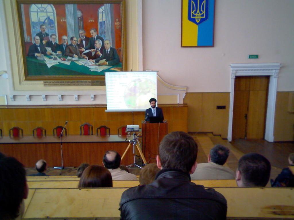 """V международная научно-техническая конференция студентов, аспирантов и молодых учёных """"Информационные управляющие системы и компьютерный мониторинг – 2014"""""""