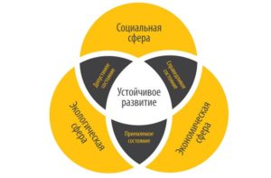 Устойчивое развитие как философия управления производственными активами