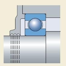 Рисунок 13 – Уплотнение подвижных соединений