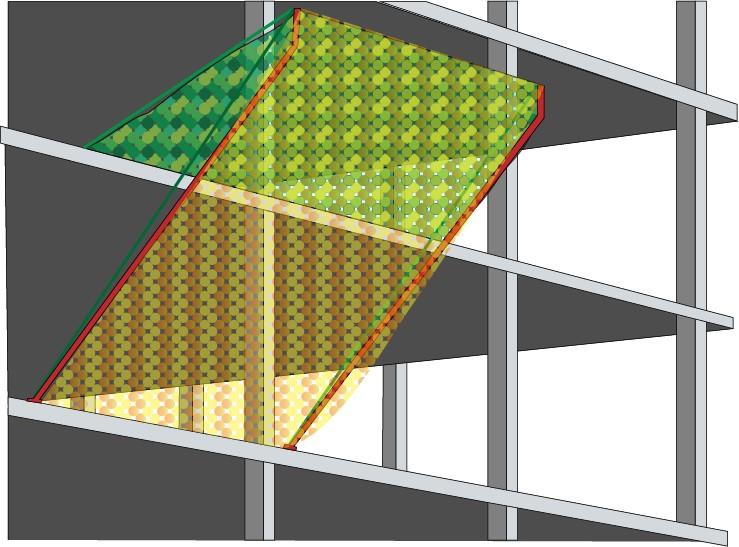 Рис. 2. Усовершенствованная модель ЗУС