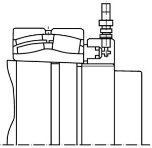 Монтаж при помощи гидравлической гайки