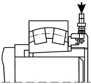 Применение гидравлической гайки
