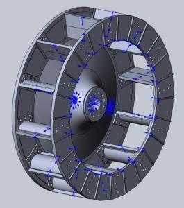 Рисунок 4 – Ротор