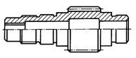 Рисунок 6 – Основные виды валов и осей