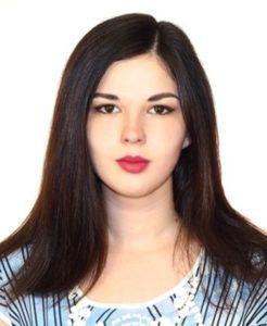Щербакова Елизавета Алексеевна