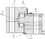 Трёхрядное роликоподшипниковое поворотное кольцо (конструкция)