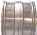 Абразивный износ колец подшипников шарниров механизма качания МНЛЗ из-за нарушения отвода смазочного материала 2