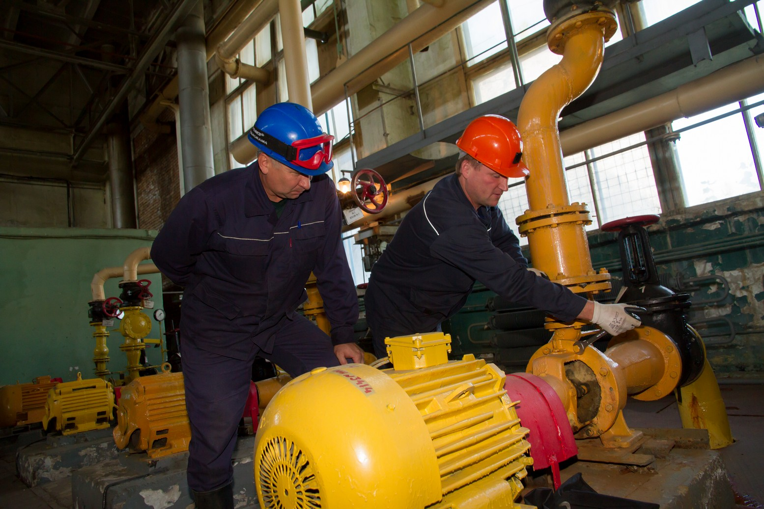 Положение о техническом обслуживании и ремонте механического оборудования металлургических предприятий